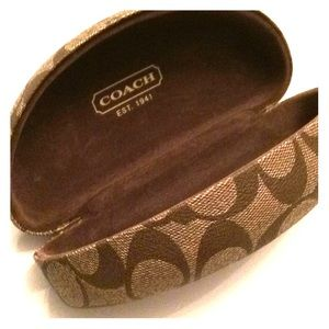 Coach Glasses Case 💥 (3for$25)